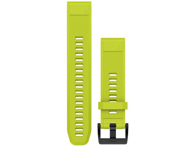 Garmin fenix 5 Silikonarmband QuickFit 22mm yellow